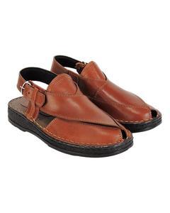 Leather Peshawari Sandal For Men