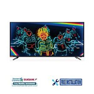 "Changhong Ruba LED32F3800M - Full HD LED TV - 32"" - Black"