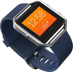 Fitbit Blaze Smart Watch Small Blue (US Version)