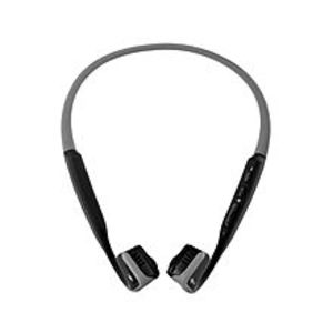 AfterShokTrekz Titanium Best Bone-Conduction Headphones - Grey