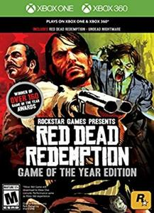 Red Dead Redemption: Game of the Year  - Xbox One & Xbox 360