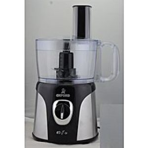 Oxford AppliancesMeat Chopper - Meat Grinder - Slicer - Shredder - Vegetable Cutter - Metallic - OX-1030
