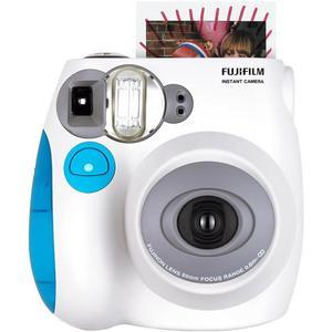 Fujifilm Instax MINI 7s Instant Film Camera - Blue