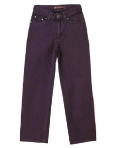 Maroon Boys Jeans