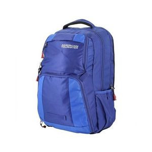 American Tourister Pack of 2 - At Insta III Backpack + Pencil Case - Capri Blue