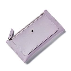 The new mobile phone exclusive sugar zipper bag long purse fashion ladies bags