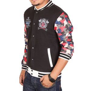 Sports Hub The Fashion On Classic - Button Jackets - Black / Camo