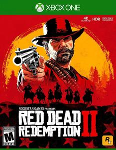 Red Dead Redemption 2 - Standard Edition - Xbox One