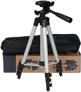 Universal Tripod Camera Stand - 3110 - Black & Silver