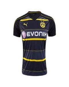 Football Kit Dortmund Black
