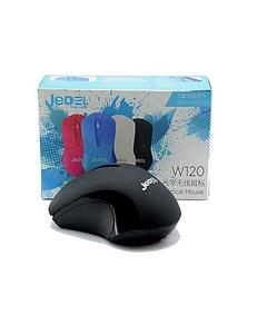 Mouse Jedel W120 Wireless - Black