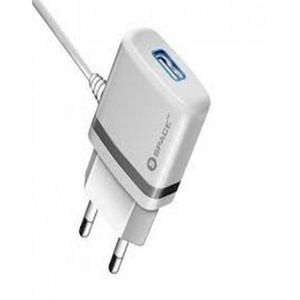 Space Wc105 (2.4A) Wall Charger + 1.5M Microusb Cable