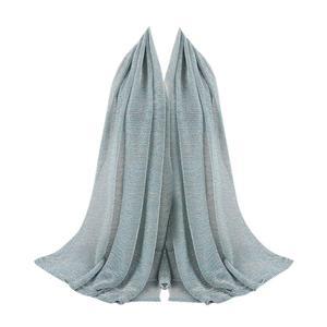 Women  Premium Viscose Maxi Crinkle Cloud Hijab Scarf Shawl Soft Islam Muslim