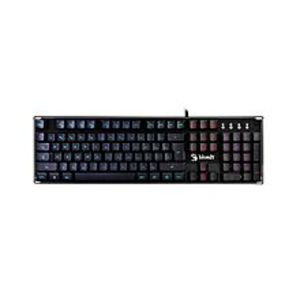 A4TECH BloodyB180R - 5-Zone Customizable Rgb Gaming Keyboard - Black