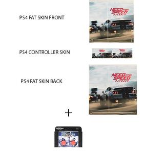 PS4 FAT SKIN NEED FOR SPEED PAYBACK PLUS KONTROL FREEK