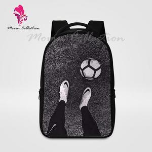 Football Shoes Printed Backpack