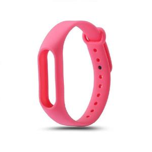 High Quality Mi Band 2 Strap - Pink