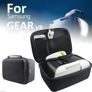3 x Hard Carrying Storage Bag Travel Case For Samsung Gear 3D VR Oculus Headset