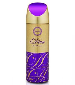 I-Diva Perfume Body Spray For Women (200 Ml)