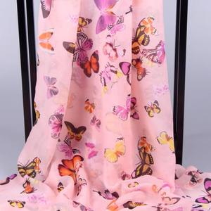 Perfect Meet Fashion Women Long Soft Wrap scarf Ladies Shawl Chiffon Scarf Scarves PK