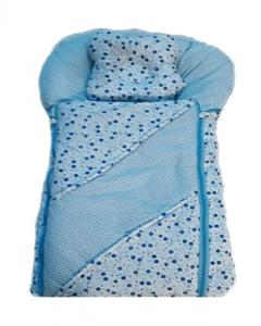 Sleeping Bag For Babies  - Blue