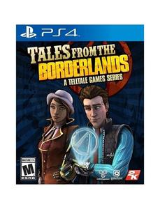 Playstation 4 Dvd Tales From The Borderlands Ps4 Game