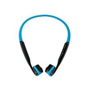 AfterShokTrekz Titanium Best Bone-Conduction Headphones - Blue