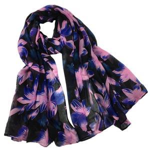Women Print Long Soft Scarf Wrap Shawl Stole Scarves