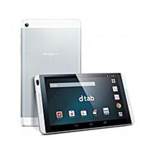 "HuaweiMediaPad M1 - 8"" IPS Display - 1gb Ram - 16gb Rom - Micro SD Card - WiFi + 3G - White/Silver"
