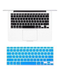 MacBook Laptop Keyboard Protector (Pattern 3) - Blue