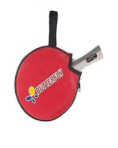 Table Tennis Racket - Black & Red