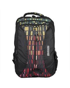 Pack of 2 - At Dodge II Backpack + Pencil Case - Black