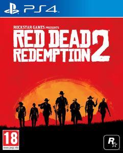 Playstation 4 Red Dead Redemption 2 (REG ALL)