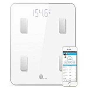 1byOne 1byOne Smart Bluetooth Wireless Body Fat Scale With iOS & Android App Support