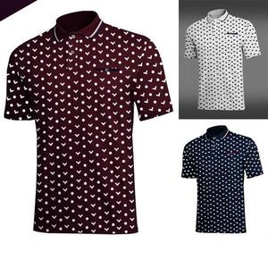 Pack Of 3 - Printed Polo Shirts For Men