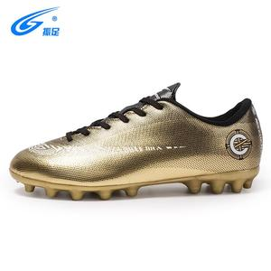 Adults and Kids Men's Outdoor FG Sole Soccer Cleats Shoes Durable Lace Up Football Boots/Trainers Sports Sneakers