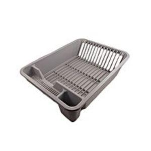 Daraz HomeKitchen Sink Dish Drying Rack - Grey