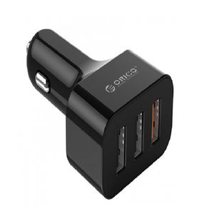 Orico uch-q3 - car charger - 3 port quick charger