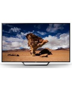 SONY KLV-48W652D - 48 Inch Full HD Smart LED TV - Black
