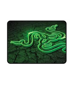 Razer Small - Goliathus Control Fissure Edition Gaming Mouse Mat - Black/Green