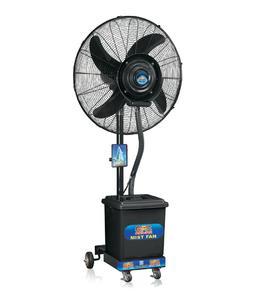 GFC Mist Padestal Fan Mist Fan model 24 inch copper Winding
