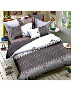 Grey Bed Sheet Ac 088