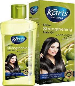 Karis Olive Green Strengthening Hair Oil 200 ML