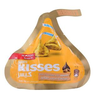 Hershey's Kisses Chocolate With Almond 150 g