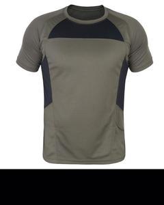 Running gym sports tshirt dry fit fabric
