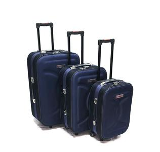 Self Made . Bundle Of 3 Travel Suitcase