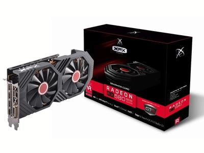 XFX - AMD Radeon RX 580 8GB GDDR5 PCI Express 3.0 Graphics Card - Black