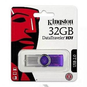 Kingston USB 32GB Flash Drive 2.0 Datatravelar 101
