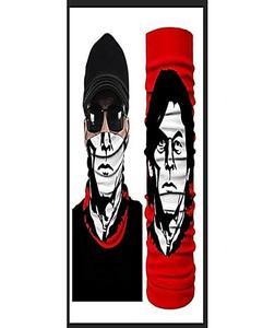 IK Love Tube Magic Bandana Imran Khan Balaclava 3D