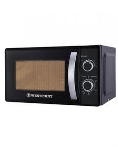 Westpoint WF-823M - Deluxe Microwave Oven - 20 Liter - Black